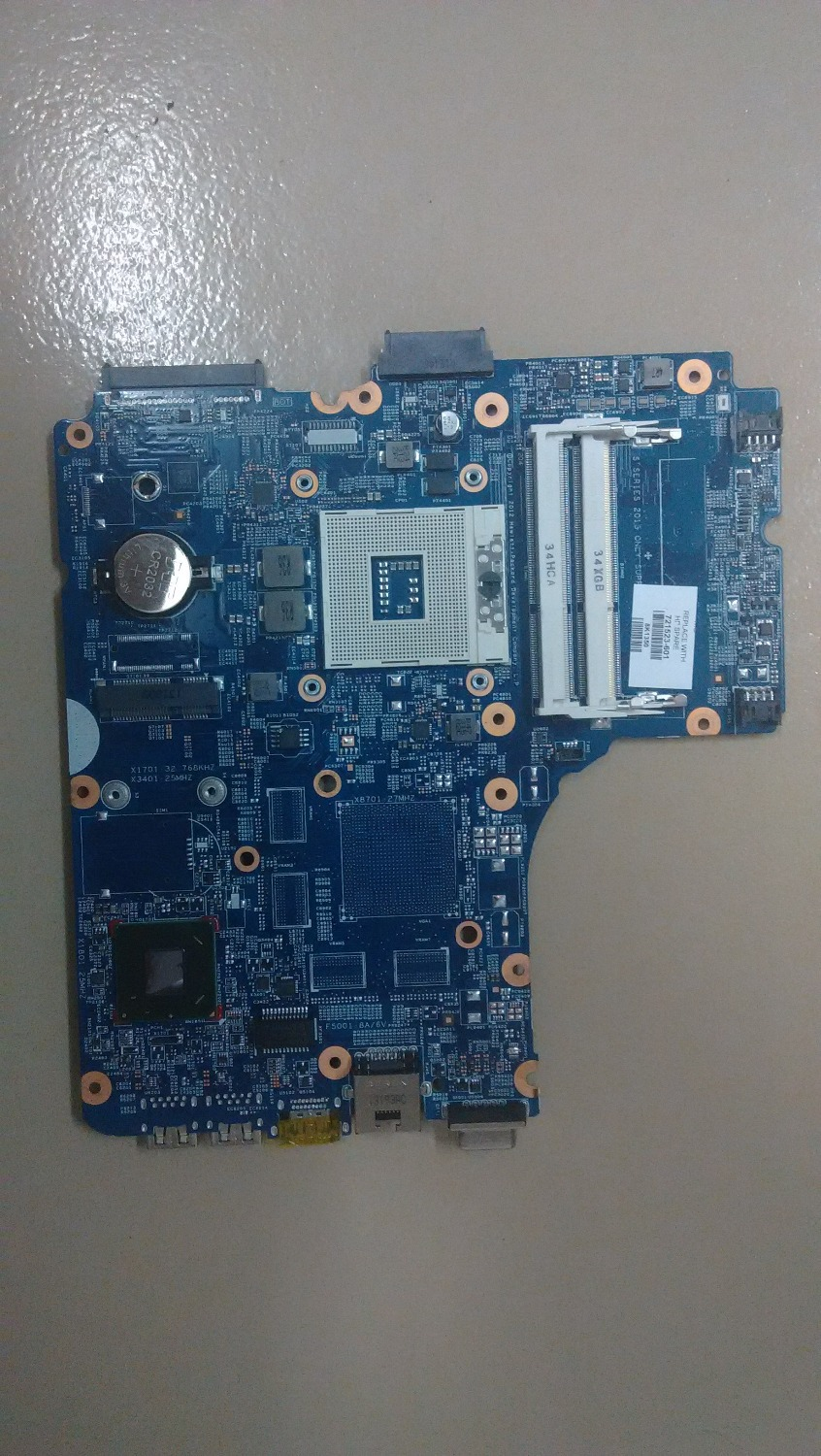 Computer motherboard For hp 445 721523-601 New inventory motherboard The spot sale100% work(China (Mainland))