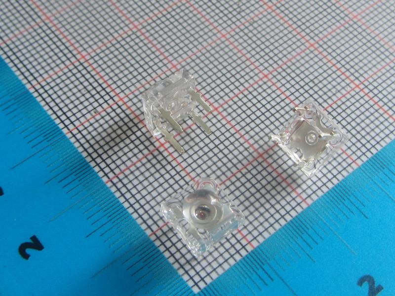 Free Shipping 100pcs F5MM Highlight red light emitting diode 5mm Red Piranha LED lamp beads round head(China (Mainland))