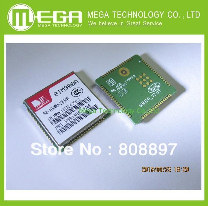 Free shipping 1PCS SIM900A SIM900 GSM/GPRS SIMCOM module (SIM900A)(China (Mainland))