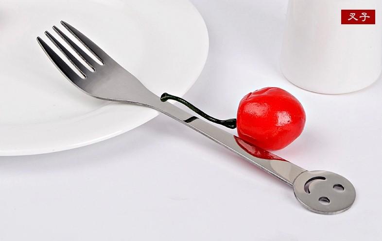Buy Stainless Steel Dinnerware set, spoons, fork, scraper plane, bottle opener cheap