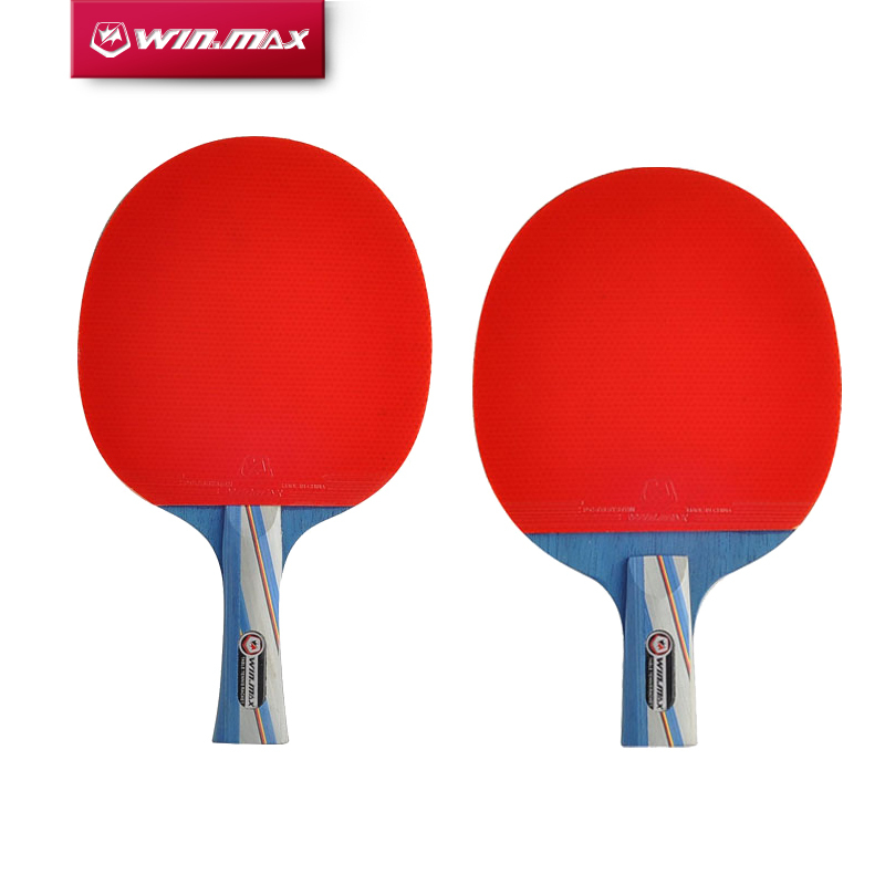 2015 Winmax 5 Stars Facilities Equipment Table Tennis Racket with A Gift Box(China (Mainland))