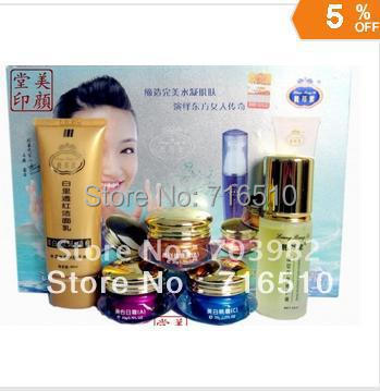 new liang bang su Whitening cream acne freckle Set 3+2/ Cleanser 80 ml + ABC 20 g Lotion 50 - marketing online's store