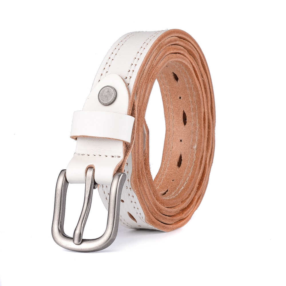 2016 New high quality genuine leather belt for women Vintage ladies belt luxury buckle for jeans women belts designers brand(China (Mainland))