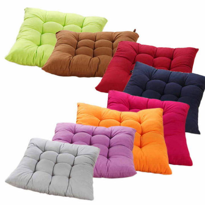 Amazing Home New Soft Home Office Decoration Square Buttocks Seat Chair Cushion Pads Pillow(China (Mainland))