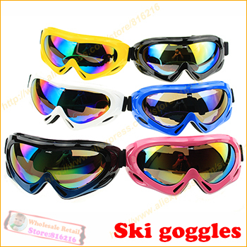 s Winter ski goggle skiing glasses Outdoor hiking riding goggles Snowboard Goggles - Fashion the benefits cap / clothing accessories stores store