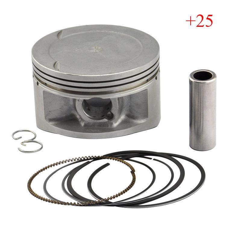 Motorcycle Engine Parts 25 Cylinder Bore Size 64 25mm: Online Buy Wholesale Yamaha Piston Rings From China Yamaha