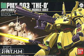 Bandai HGUC 36 PMX 003 THE O font b Gundam b font Model Kits Assembled Model