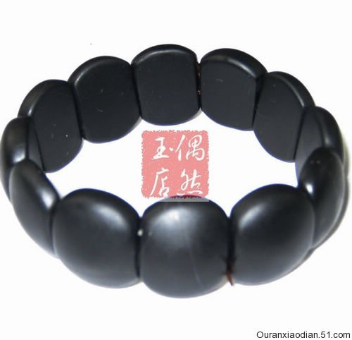 Гаджет  Free Shipping 100% real 5A Grade bracelet byanshi  Natural stone needle menHand row Bracelet /bian stone  /healthcare with box None Ювелирные изделия и часы