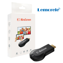 MiraScreen  TV Stick Dongle EasyCast WiFi Display Receiver DLNA Airplay Miracast Airmirroring Chromecast  EZCast anycast M2(China (Mainland))