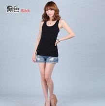 NEW 1 PC Casual Wild Women's Sleeveless Tank Tops Cami No Sleeve T-Shirt Vest(China (Mainland))