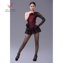 classical ballet tutugirls lace sexy Latin dance dress dance dress1407 new clothes and costumes ballet leotards for women