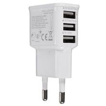 3 разъём(ов) ес подключите USB AC зарядное устройство для Samsung Galaxy S5 S4 S3 S2 примечании 4 для Apple , iPhones