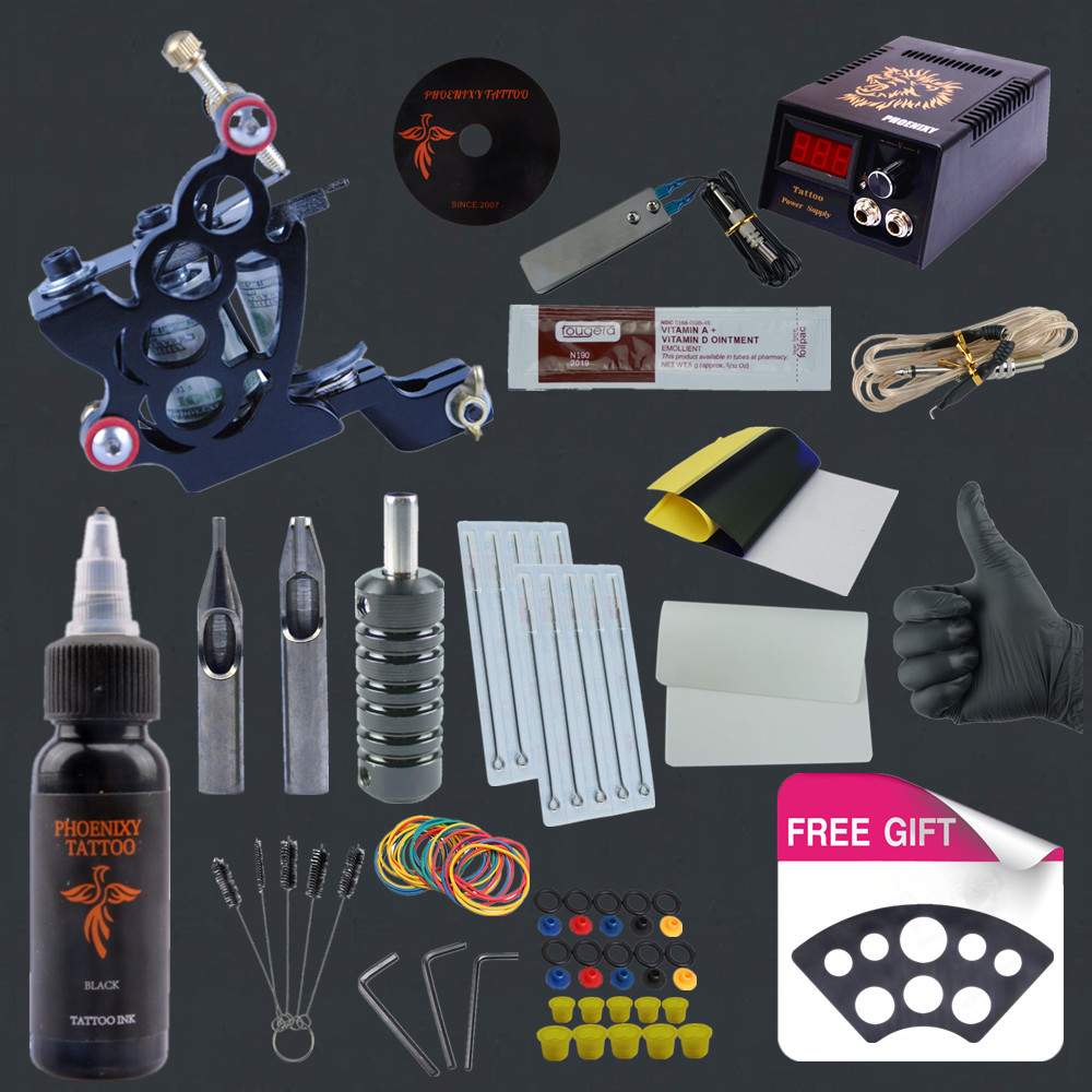 Tattoo kits cheap promotion shop for promotional tattoo for Cheap tattoo ink