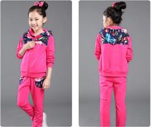 Sport suit 2016 Autumn Baby Girls Minion Suits Infant/Newborn Clothes Sets Kids Vest+T Shirt+Pants Children - Love Bae store