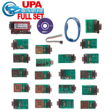 New arrival 2016 UPA USB Serial Programmer Full Set V1.3 Popular Eeprom Universal Chip Programmer auto ECU Tool In stock(China (Mainland))