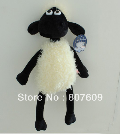 "plush toy doll 11"" Shaun The Sheep High Quality Soft Plush cute wholesale free shipping"