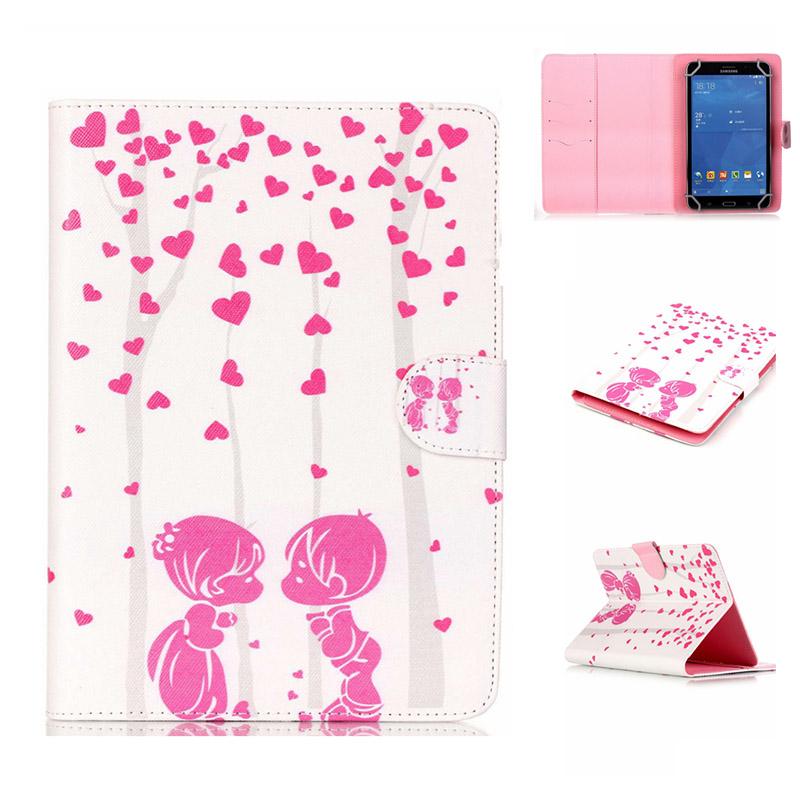 - HTB1sFQoLXXXXXX5XXXXq6xXFXXX3 - [print] Fashion PU Leather Stand Case Cover For Digma Optima 7.3 Universal 7 inch Tablet cases w/Credit Cards Holder M4D69D