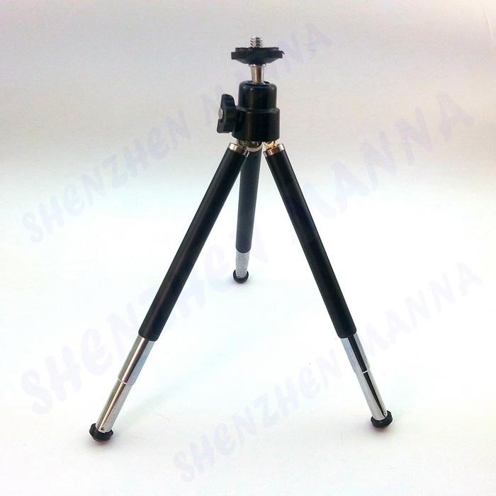 070A Mini Tripod Stand For Canon Sony Nikon Kodak Camera with adjustable Legs 30PCS/LOT # EC065(China (Mainland))