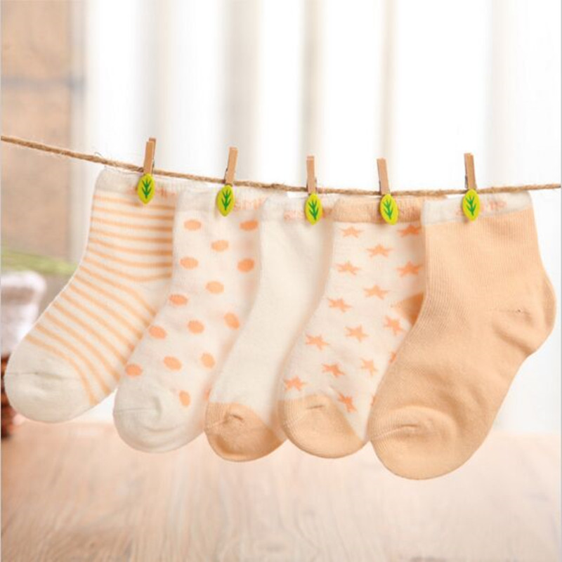 Newborn baby socks for boys