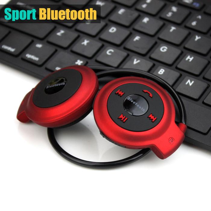 New Universal Mini Sport Wireless Bluetooth Handsfree