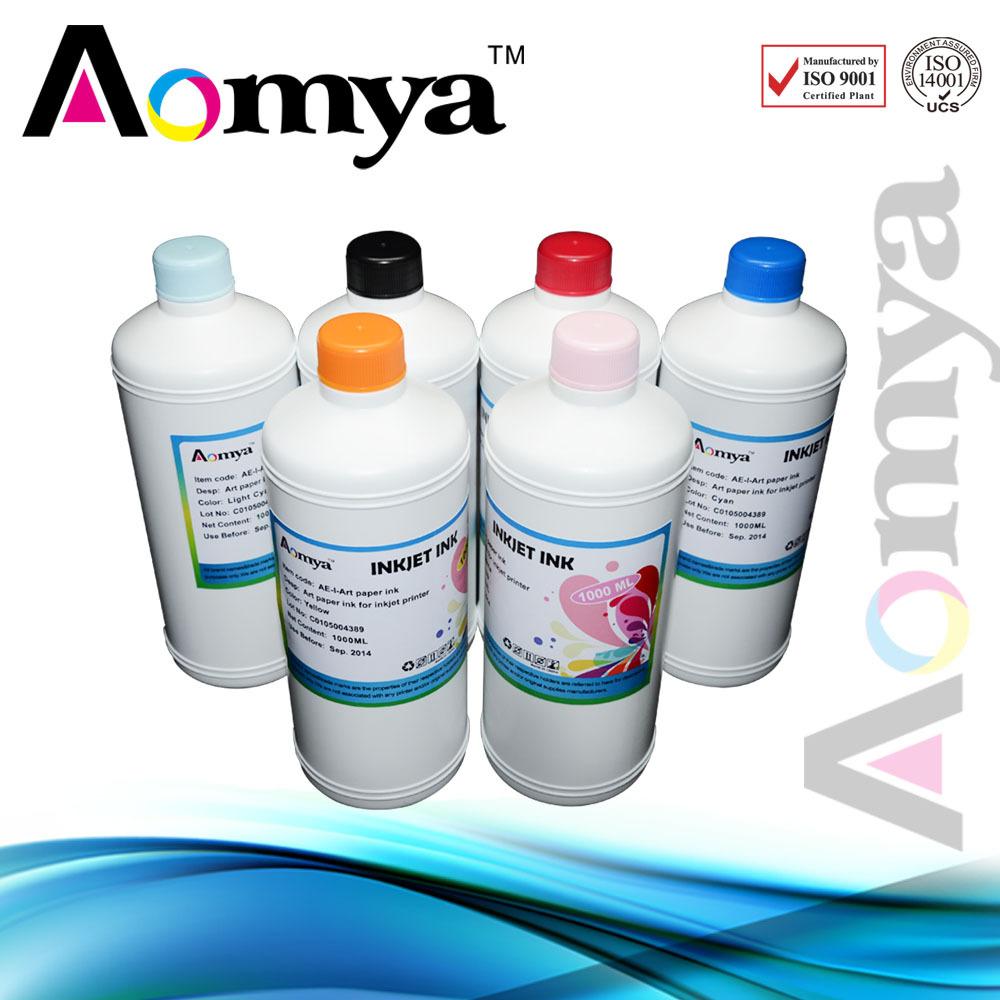 Набор чернил для принтера Aomya Epson R800/1800 , 6 1000 for Epson R800/1800