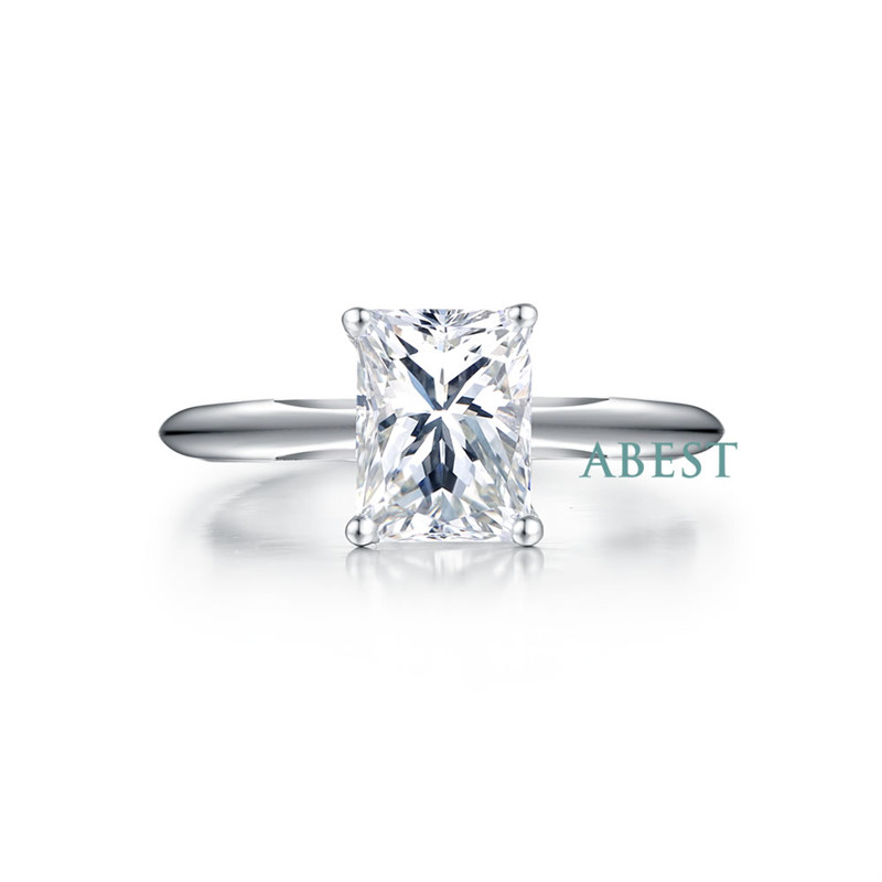 Wedding Rings For Women With Emerald Accents