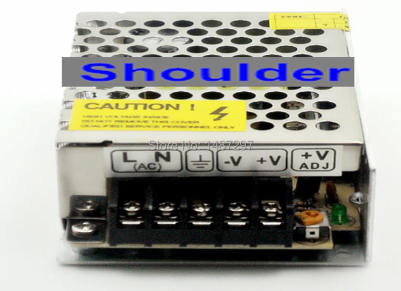 Free Shipping 25W Mini size LED Switching Power Supply Transformer 110V 220V AC to DC 12V