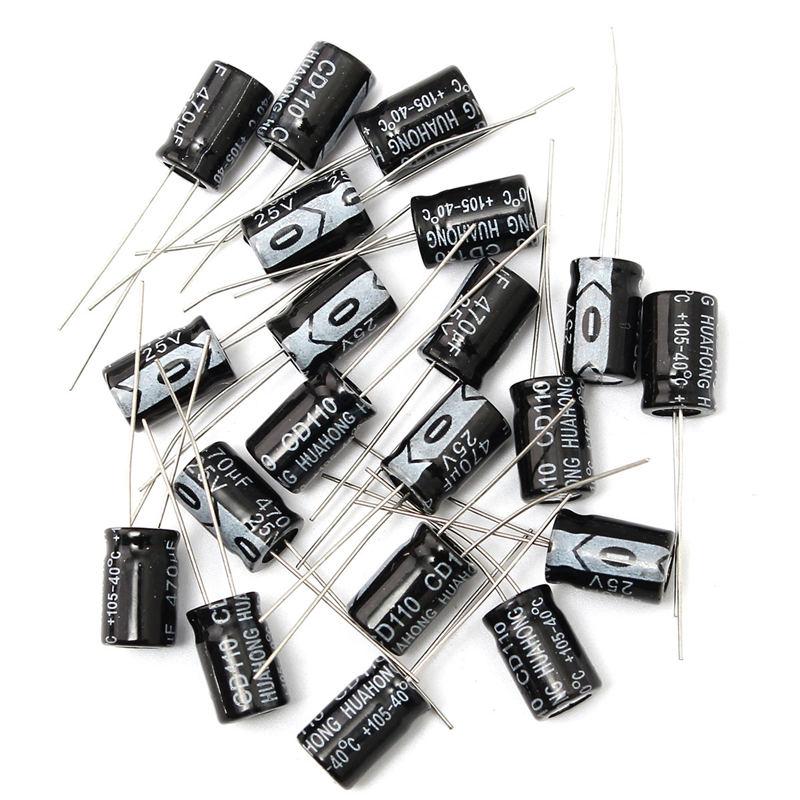 Popular 470uf 25v Capacitor Buy Cheap 470uf 25v Capacitor