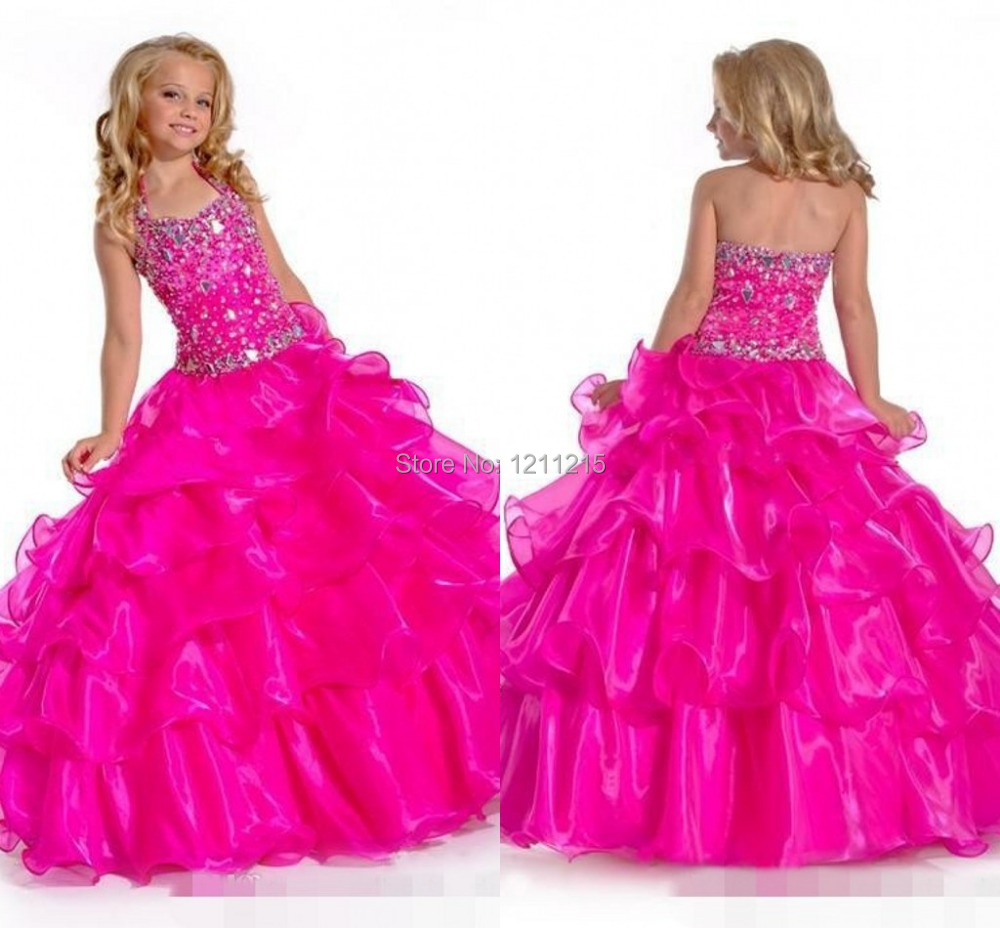 Popular Kids Pageant Dresses Cheap-Buy Cheap Kids Pageant Dresses ...