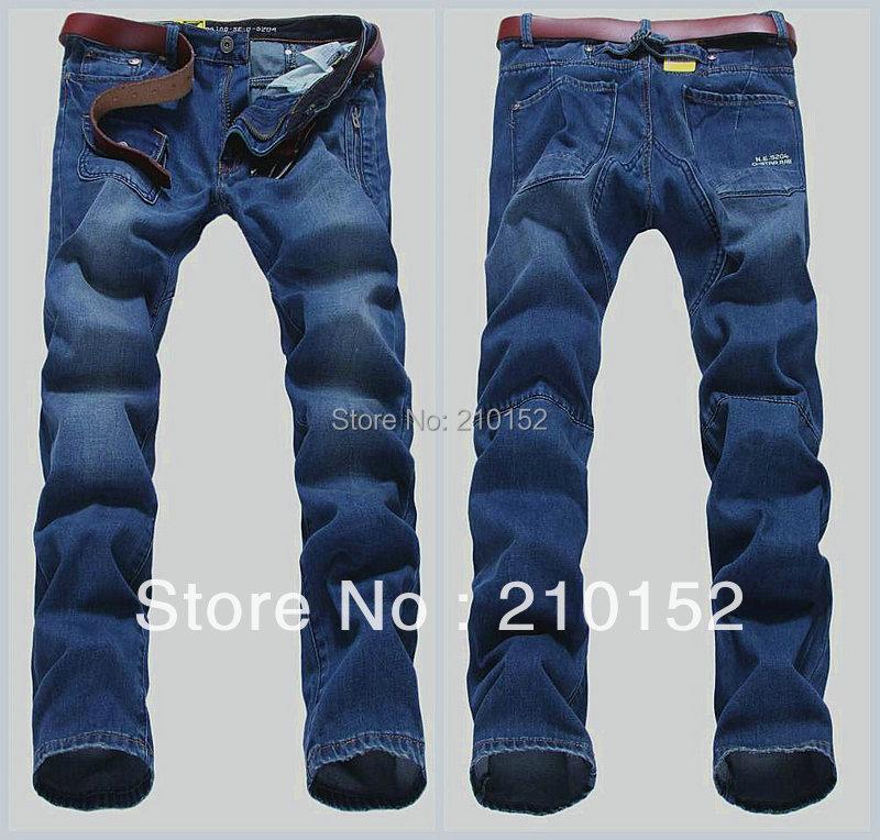 2013 Latest Fashion Leisure Men's Jeans Promotion Male Cotton Size 28-38 Model 8218