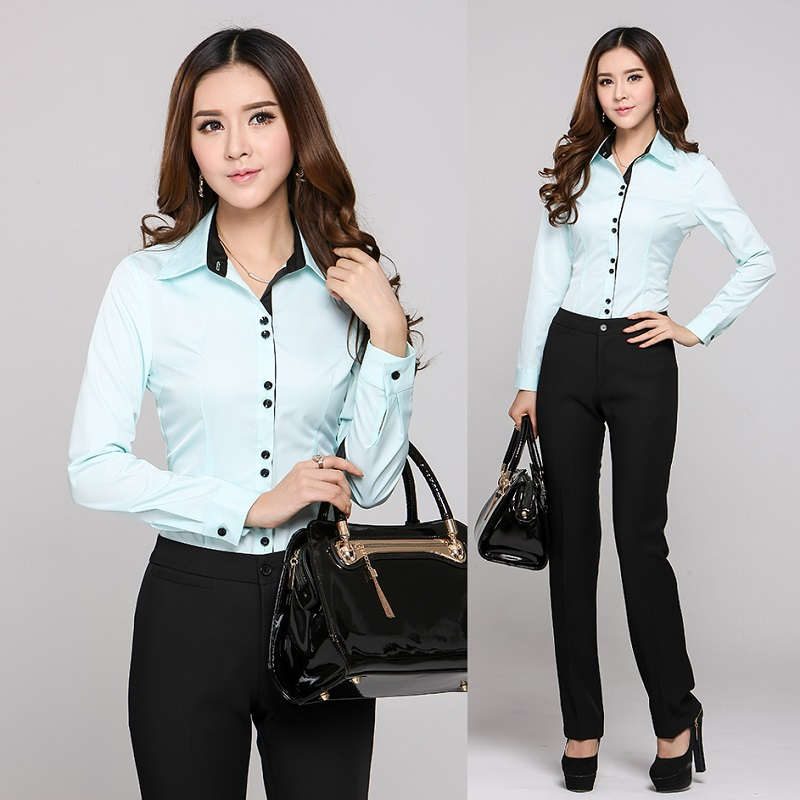 Buy formal ladies office uniform designs for Office uniform design 2015