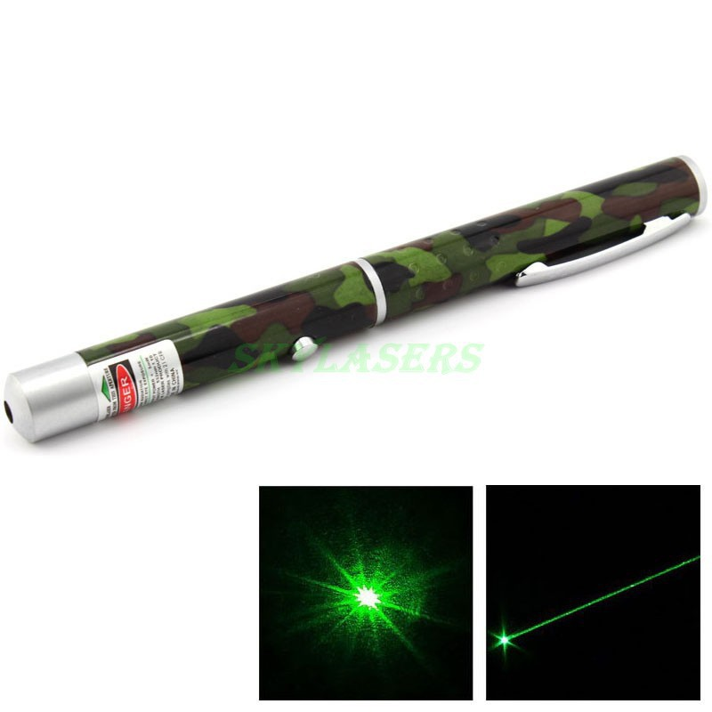 5mw 50mw 100mw 532nm green fatigues Mid-open Green Laser Pointer Pen(China (Mainland))