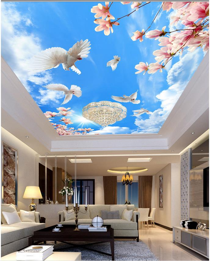 Compare prices on blue mural online shopping buy low for Custom mural cost