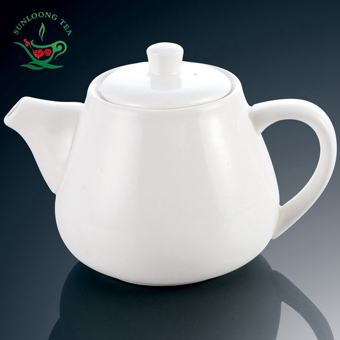 Porcelain teapot tea set accessory ceramic tea pot drinkware tea service chinese Coffee pot 600ml