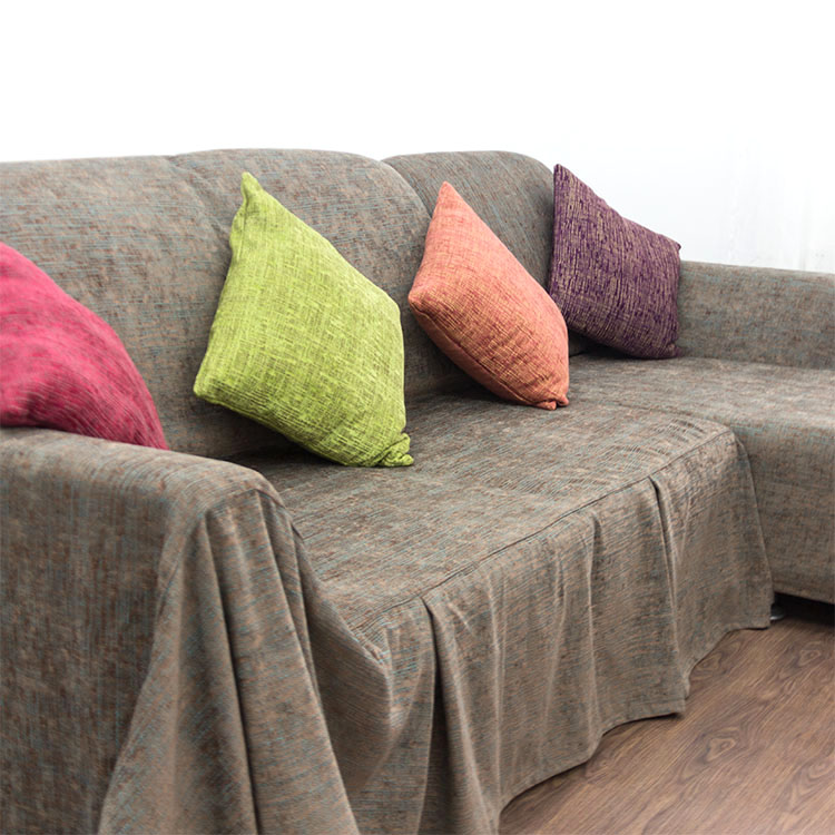 Fundas de sofas universal manta para sofa housse canape for Canape sofa cover