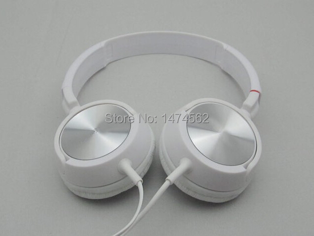 1pc High-quality sound Head-band the Deep DJ bass Headphones for sony earphone Mobile computer MP3 music headset for Sony Series(China (Mainland))