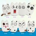 Glylezee Totoro Expression Real 3600mAh Power Bank External Battery Fast Mobie Charging for Cellphone
