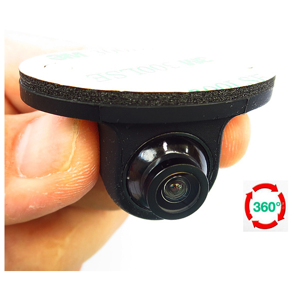 HD Vision Car Parking Rear Front view Camera Front Side Reversing Backup Camera Mini CCD HD(China (Mainland))