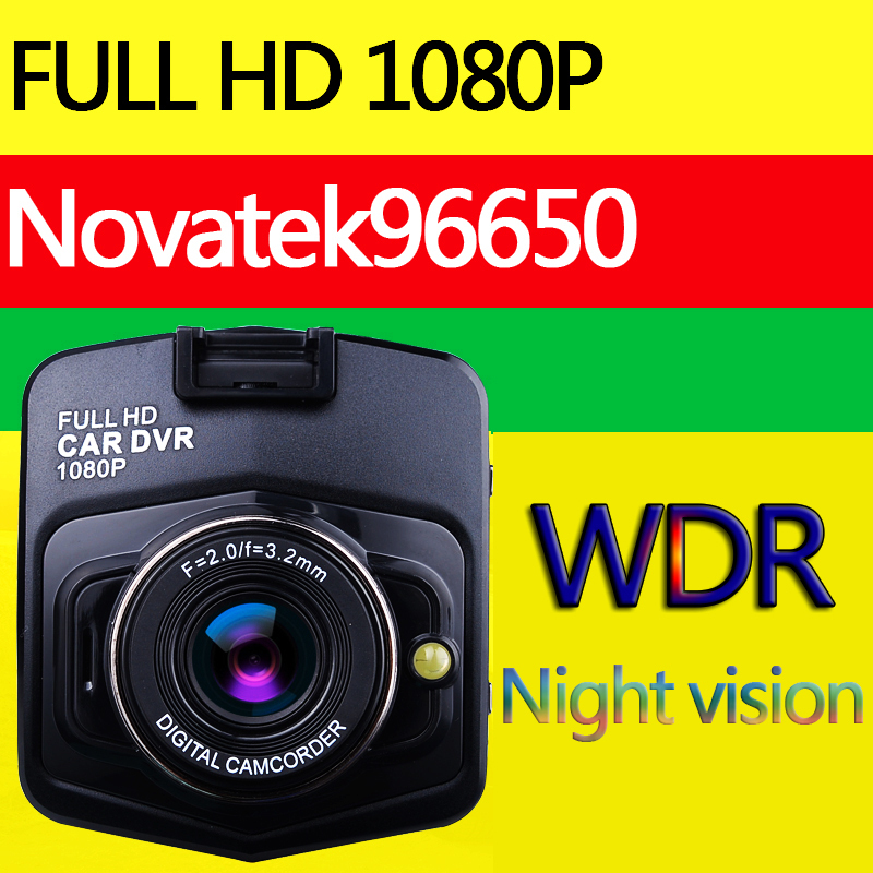 Best sale New dvr camera Novatek 96650 HD 1080p parking recorder video registrator night vision black box carcam dash camera(China (Mainland))
