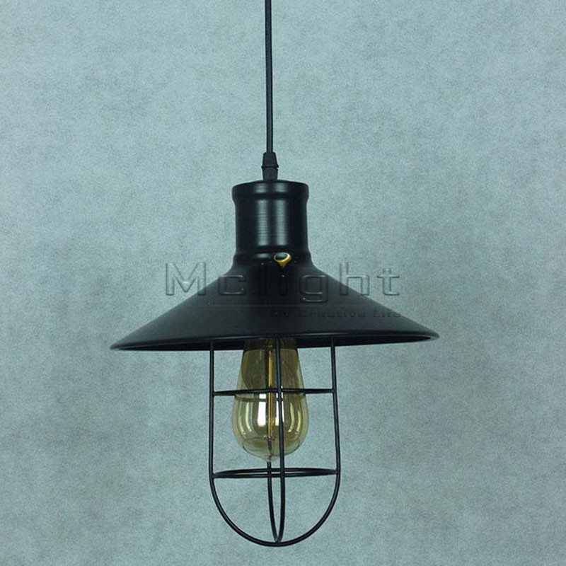 Free shipping High quality iron Reminisced pendant lamp Loft Northern Europe american vintage retro country pendant light<br><br>Aliexpress