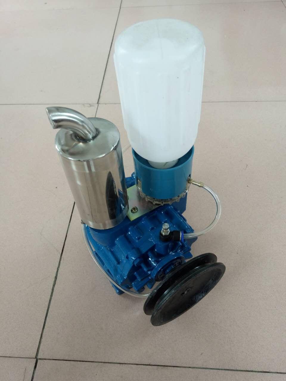 vacuum for cow machine