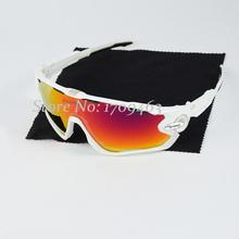 37 colores nuevo con 5 lentes para hombre gafas de sol polarizadas ciclismo bicicleta de la bici que compite con gafas de sol hombres mujeres