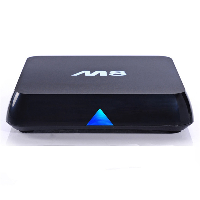 2016 Newest M8 S802 Amlogic quad core 2.0GHz Android 4.4 TV Box 8GB Quad Core Smart Set Top Box For Samgung iPhone 5s 6 plus HTC<br><br>Aliexpress