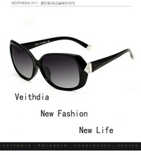 VEITHDIA Female Fashoin Sunglasses Polarized Sports Women Coating Mirror Fashion Sun Glasses Goggle oculos Female Hot 2468