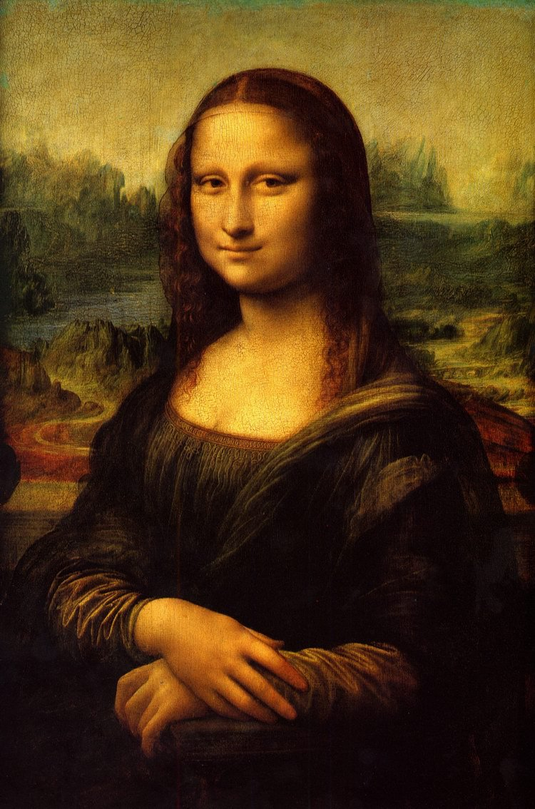 A1/A2/A3 Digital Canvas Painting Leonardo da Vinci Prints Mona Lisa Famous Oil Painting Home Decore Wall Art Classic Portrait(China (Mainland))