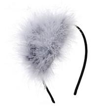 Девушки перо hairband 2017 НОВЫЙ Оптовый красочные перо патч hairbands свадебные аксессуары для волос партии полосы цвета ассорти(China (Mainland))