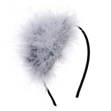 Buy Girls feather hairband 2017 NEW Wholesale colorful feather patch hairbands wedding hair accessories party bands colors assorted for $3.60 in AliExpress store
