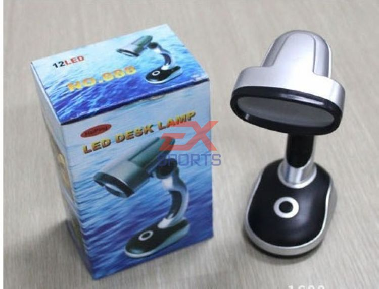 1Pc 1W 12 LED Folding Desk Lamp Room Lamp For Camping Indoor Outdoor good quality and free shipping(China (Mainland))