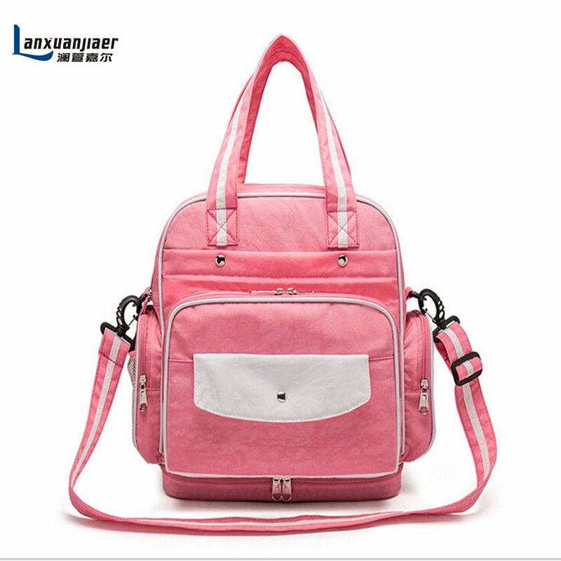 buy multifunctional baby diaper bags backpacks mummy nappy changing maternity. Black Bedroom Furniture Sets. Home Design Ideas