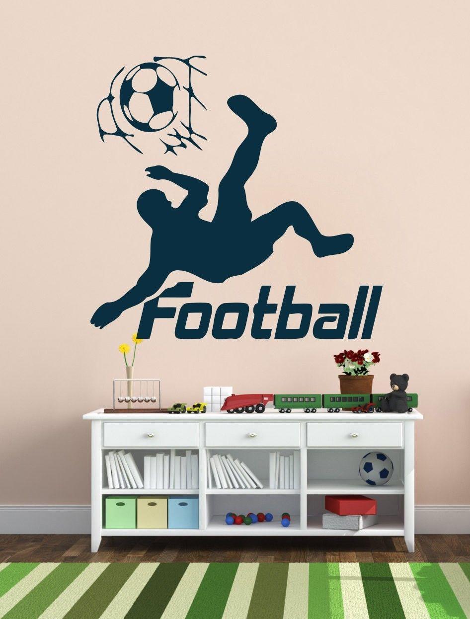 Comprar pared del vinilo muchacho jugador for Vinilos pared aliexpress